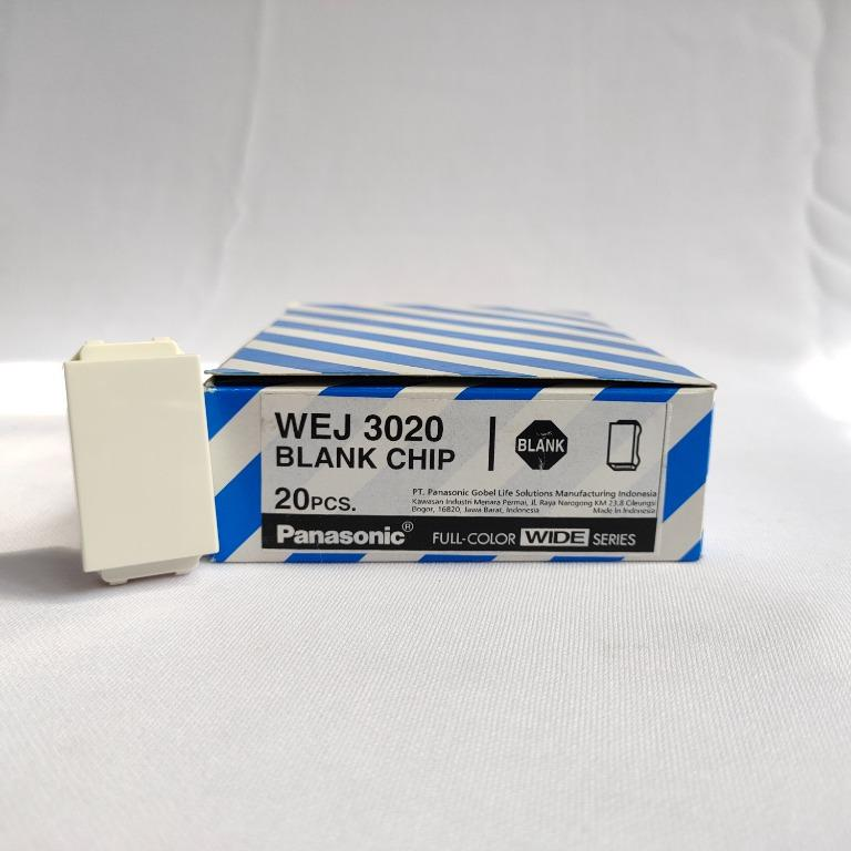Panasonic Mata Blank Chip - WEJ 3020