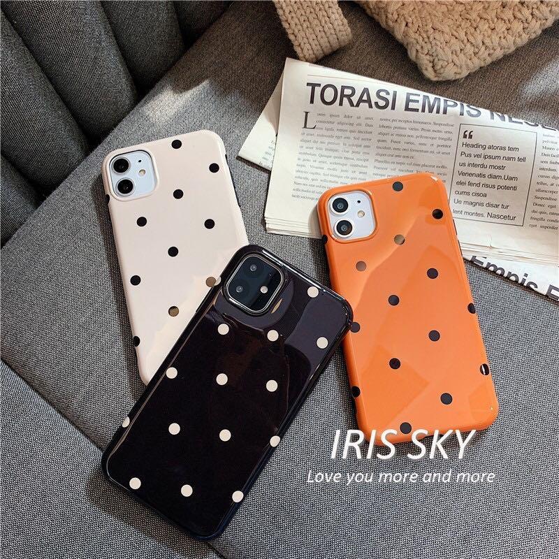 [PO] Miss Dotty iPhone Case   Casing Lucu