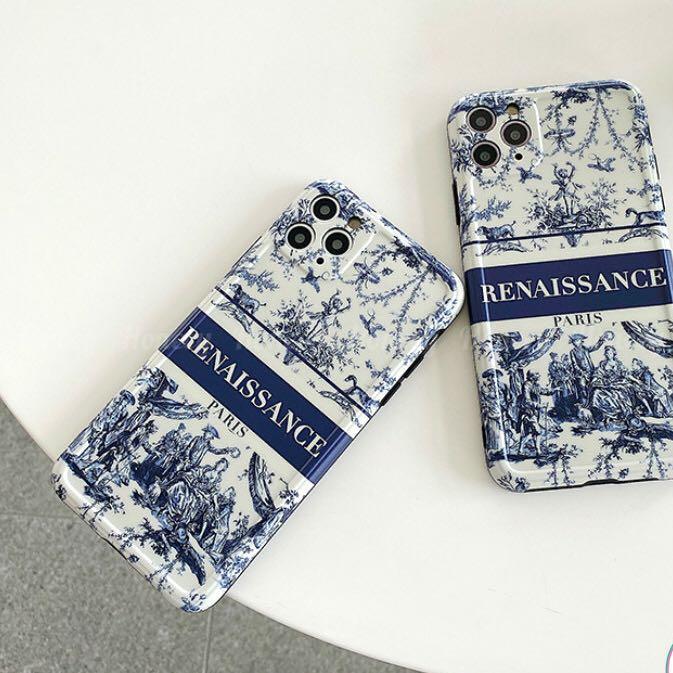 [PO] Renaissance iPhone Case | Casing Lucu