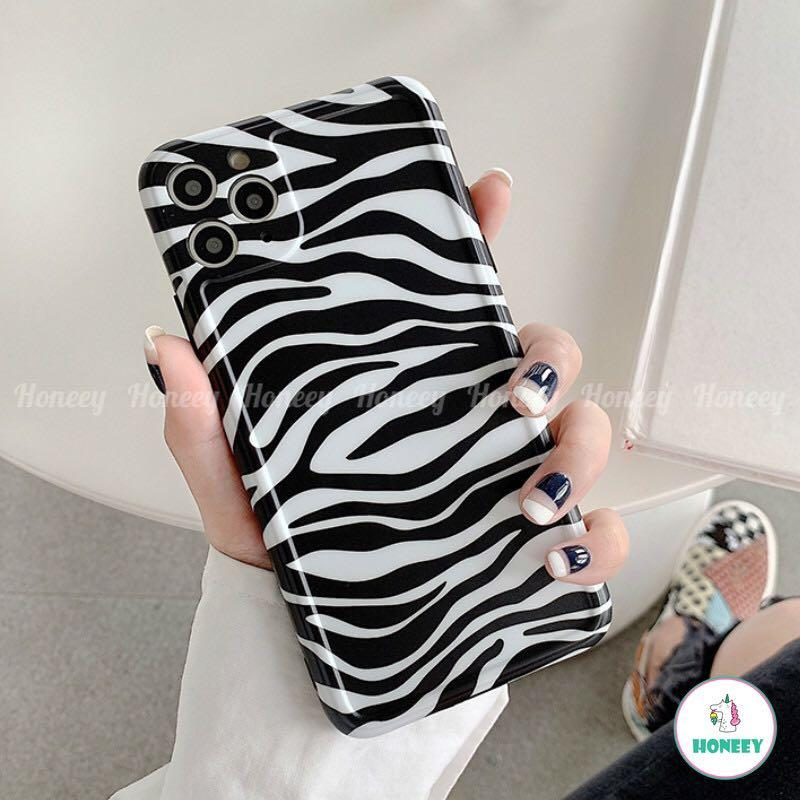 [PO] Zebra iPhone Case | Casing Lucu