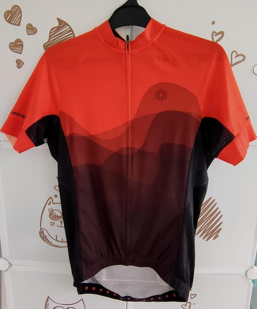 Polygon Cycling Jersey ORI Size M