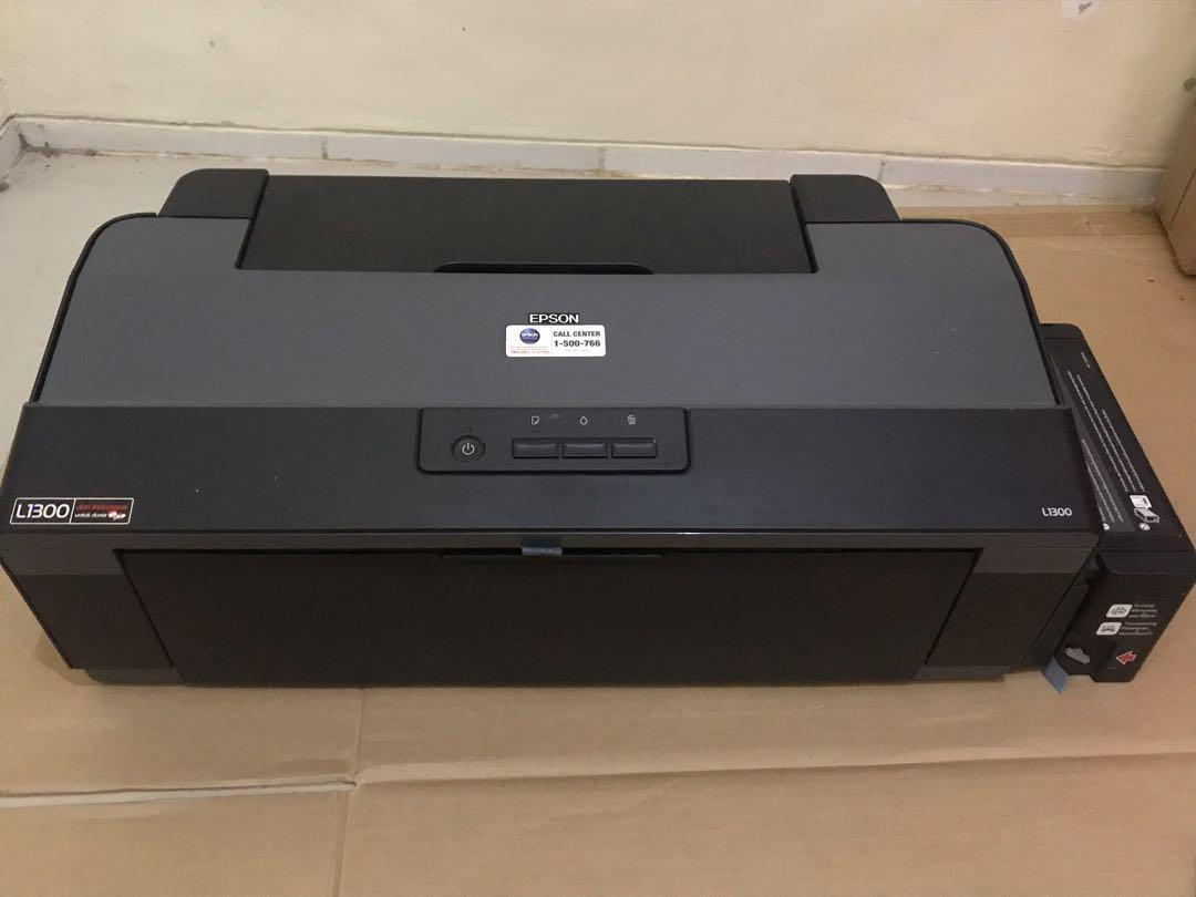 PRINTER EPSON L1300 A4 A3+