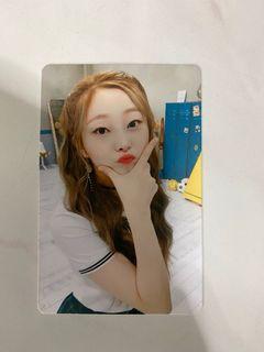 PRISTIN 'SCHXXL OUT' Album Eunwoo's Photocard