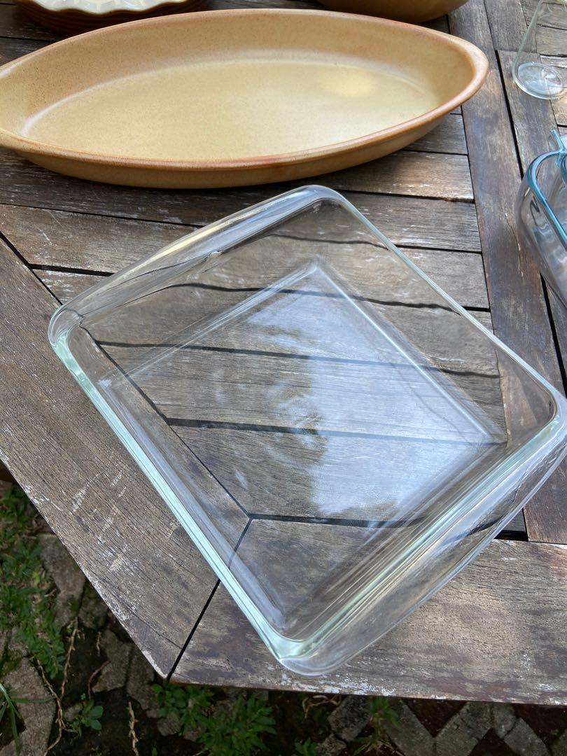 Pyrex USA ukuran 22x22 cm