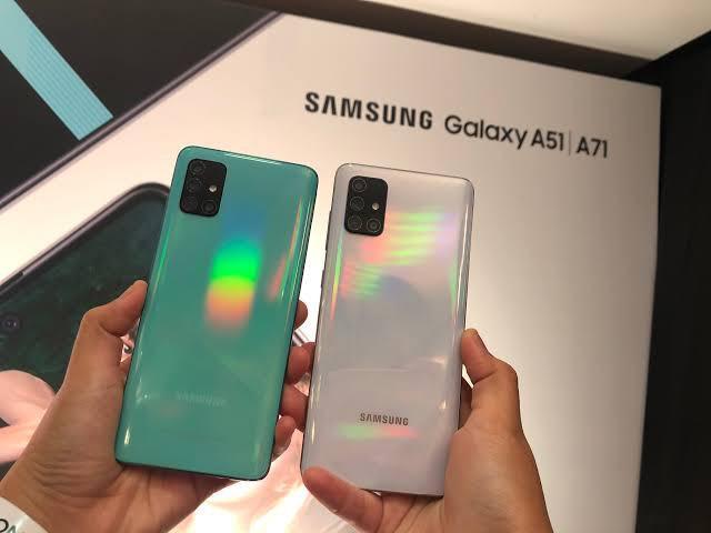 Samsung Galaxy A71 Resmi Bisa Cicilan Langsung Cair
