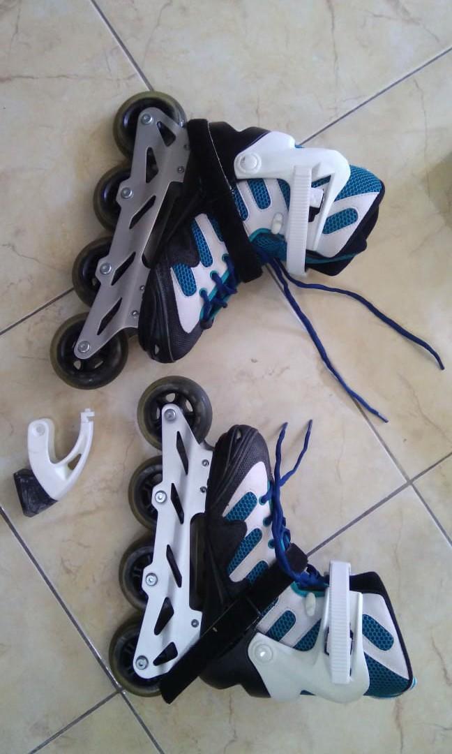 Sepatu Roda unisex size 38/39 L.A Sports