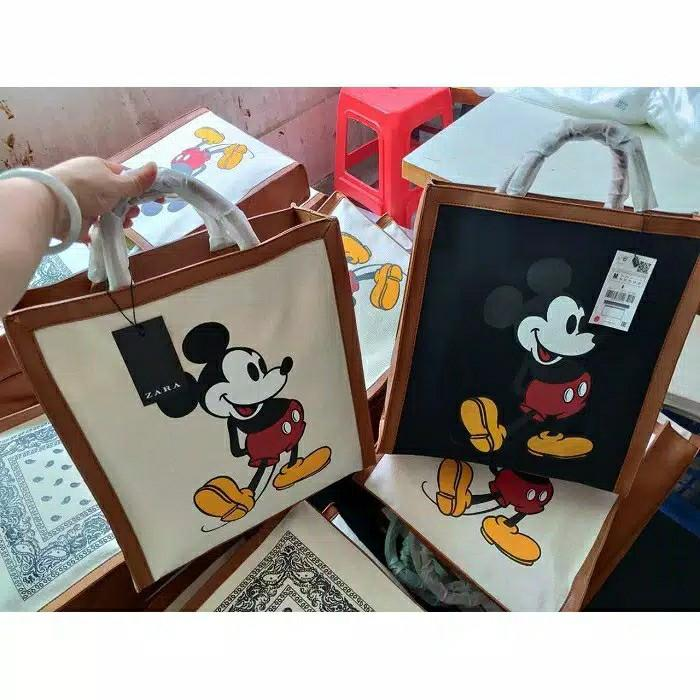 Shopper bag ZR Mickey