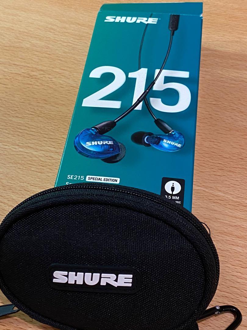 Shure 215 隔音耳機