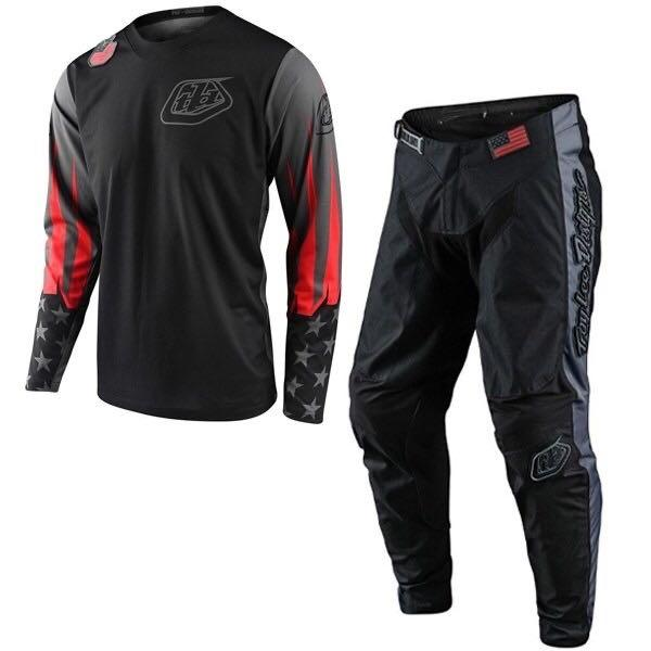 TLD motorcycle riding suit troylee cross country riding suit