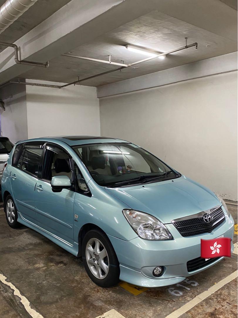 Toyota Corolla Verso 1.8 Auto