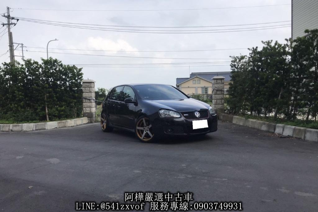 07 GOLF GT5
