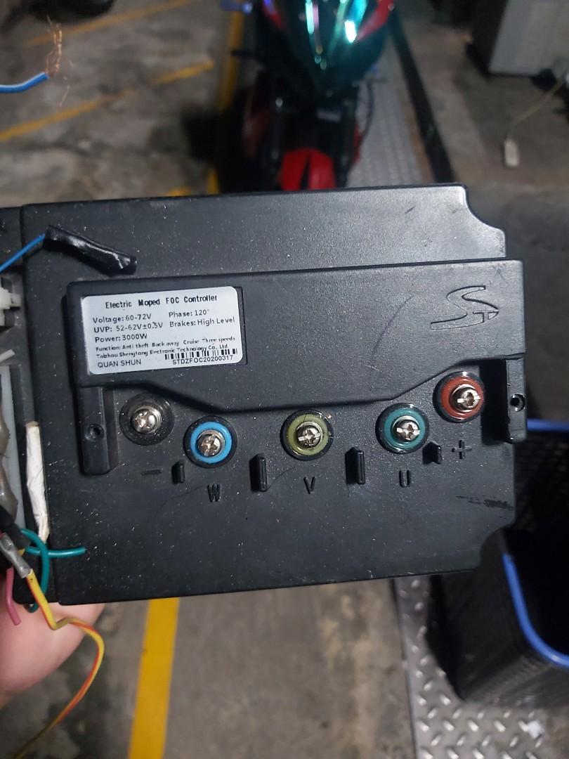 3000 watts controller