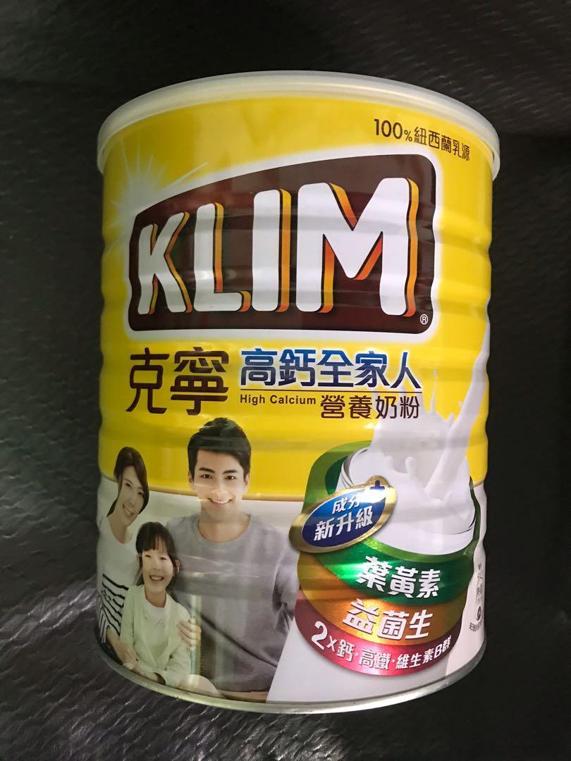 克寧高鈣營養奶粉 2.2kg