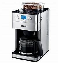 可出價---【特惠主機 無附原廠玻璃咖啡壺】Princess 荷蘭公主全自動美式研磨咖啡機