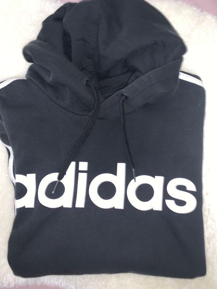 adidas hoodie womens/mens medium