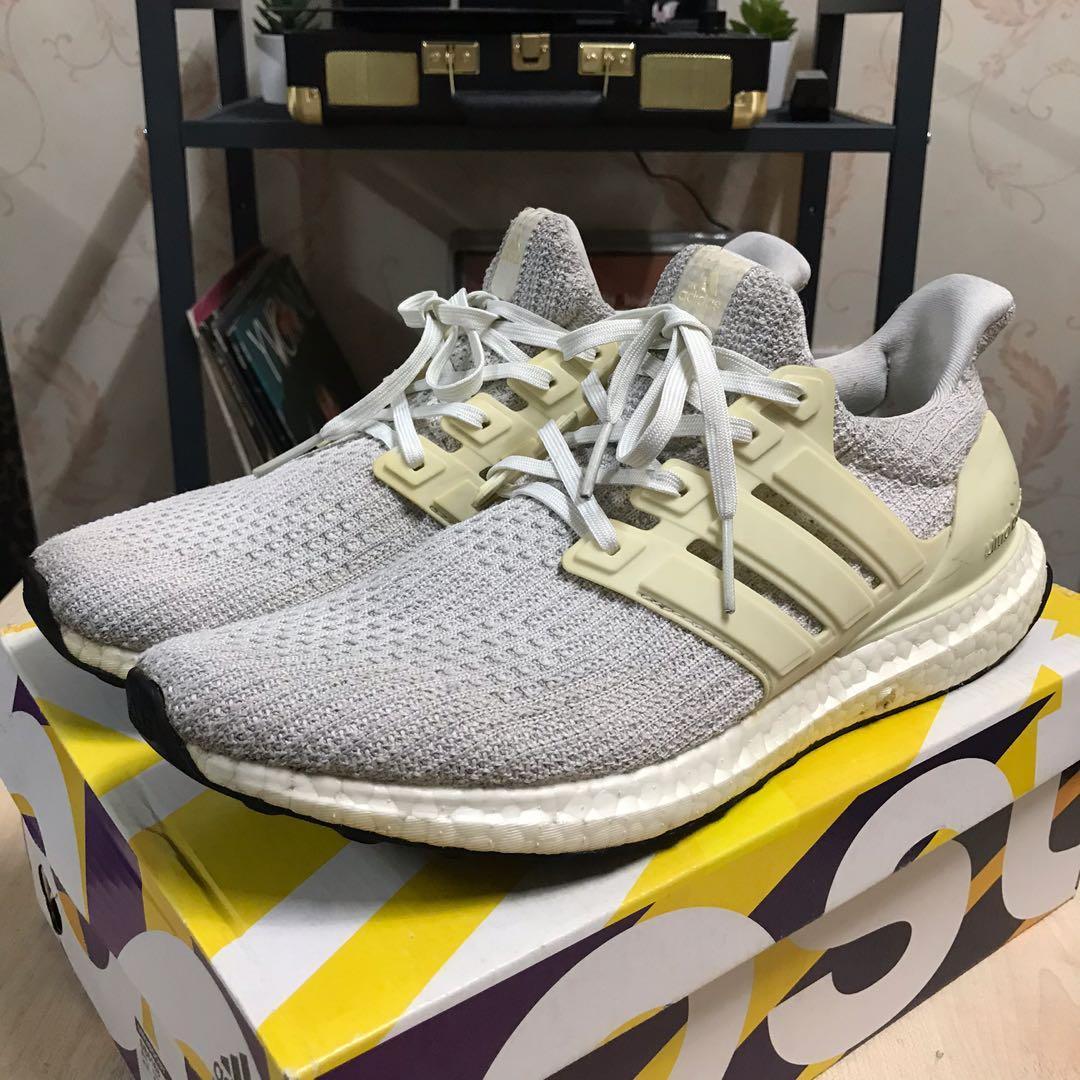Adidas ultra boost 白 us9.5