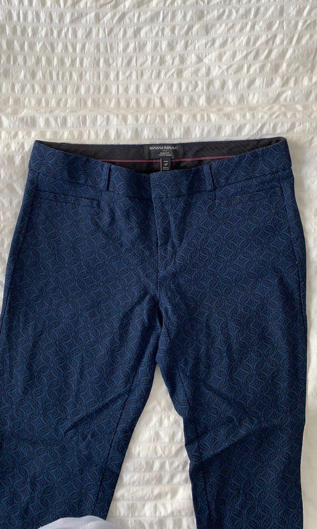 Banana republic Sloan pant