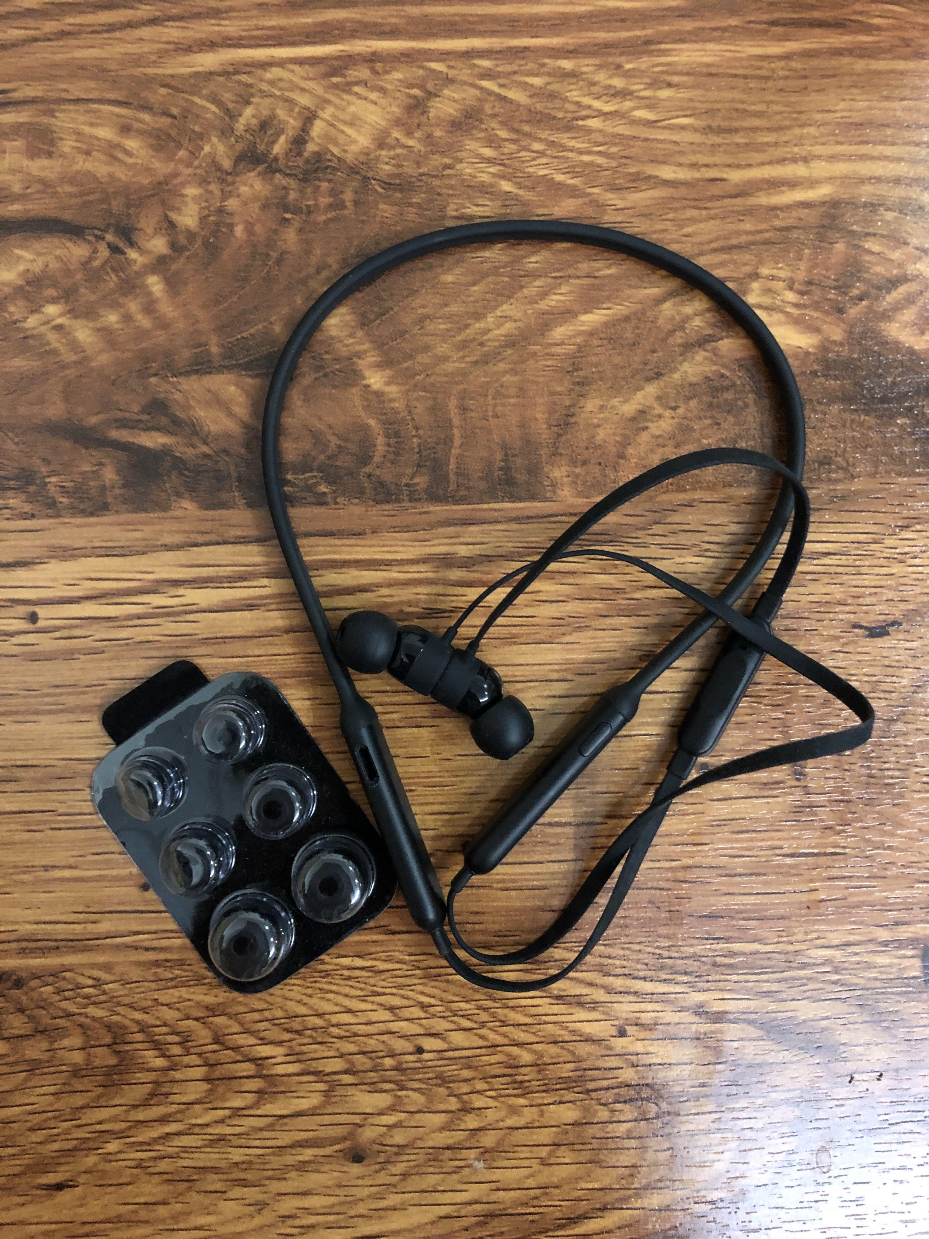 BeatsX A1763 入耳式藍芽耳機 可搭配Apple產品使用