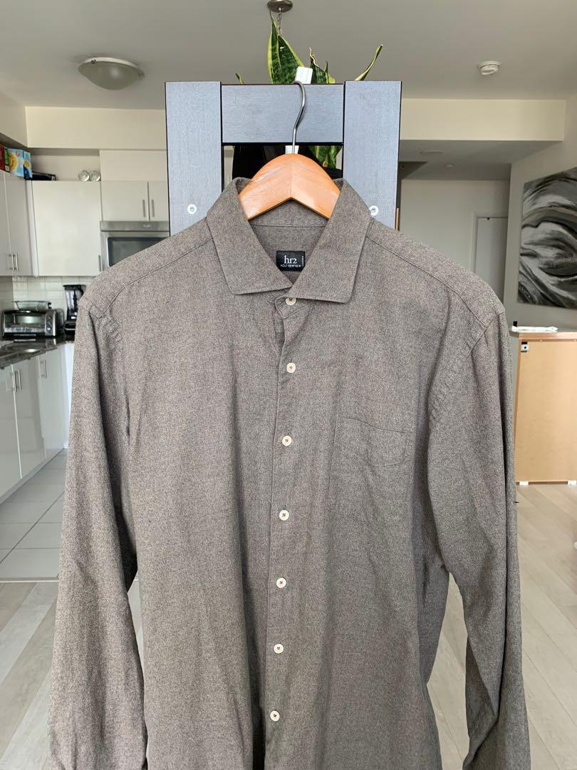 BUNDLE Button Up shirts H&M and Holt Renfrew