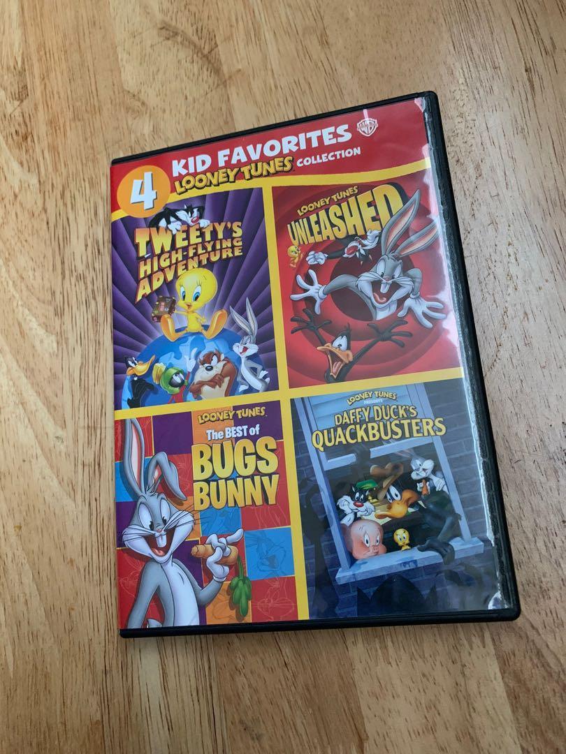 Cartoon collection DVD