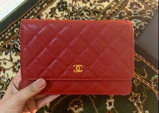 Chanel WOC (Not Authentic)