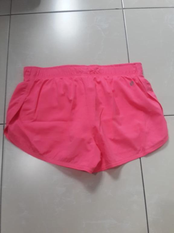 Cotton on Body pink running shorts