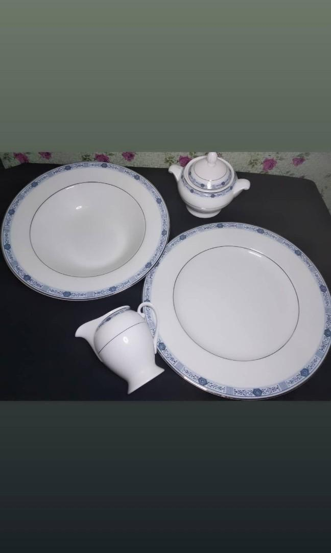 dinner set st.james hankook