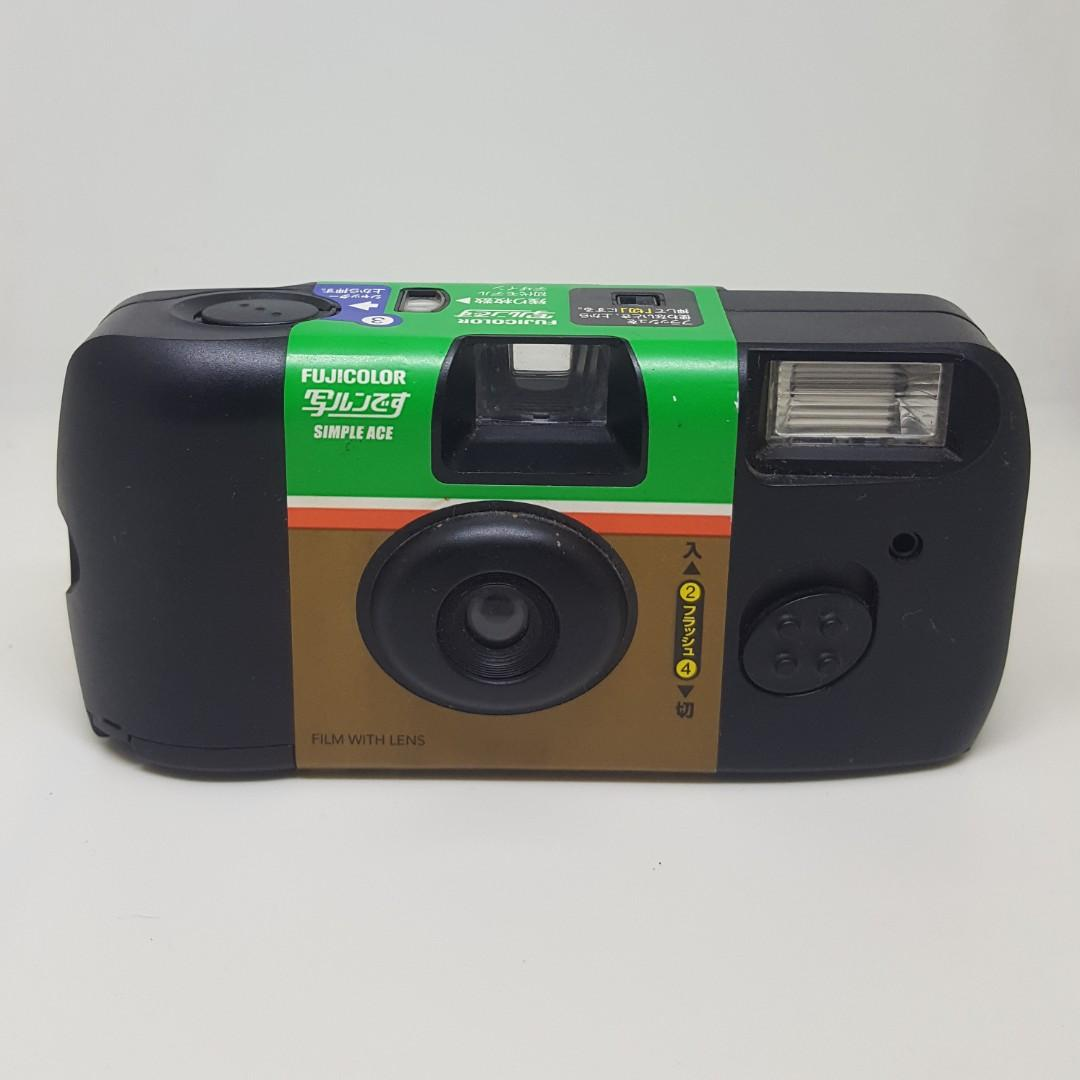 dispocable kamera