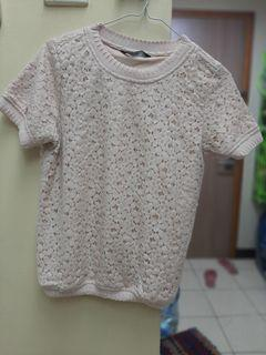 Eprise Lace Top Pink