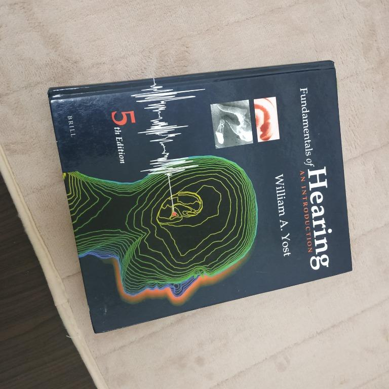Fundamentals of Hearing(5th  Edition )
