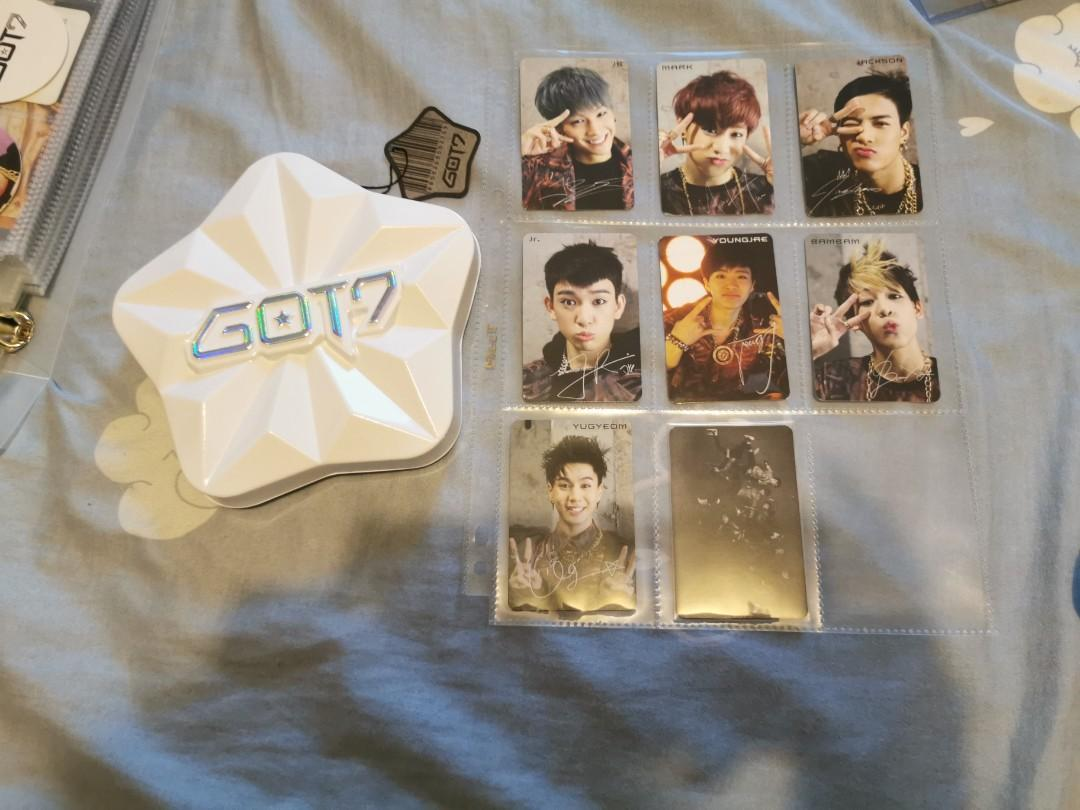 Got7 mini album 1