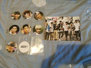 Got7 mini album 2