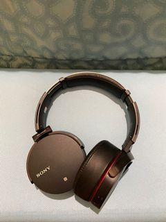 Headphone Sony XB950BT Wireless Second