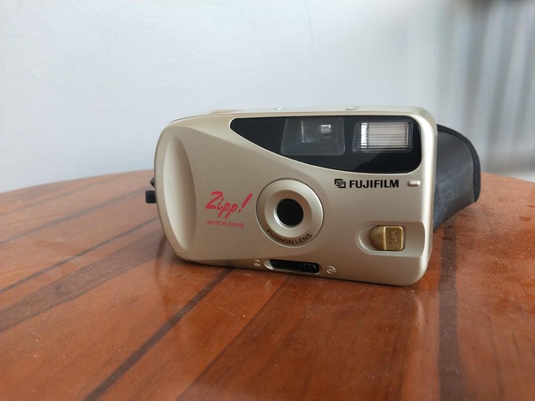 Kamera Analog Fujifilm Zipp Motordrive