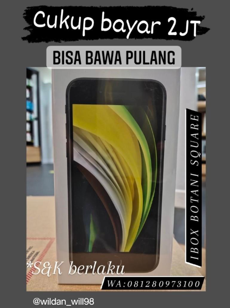 Kredit iPhobe SE iBox Botani Square Bogor