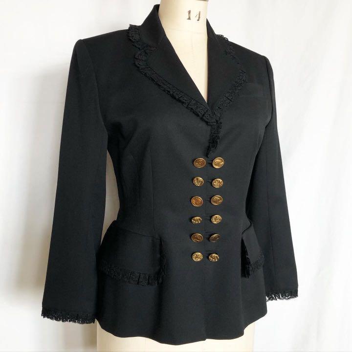Lolita Lempicka Wool Blazer