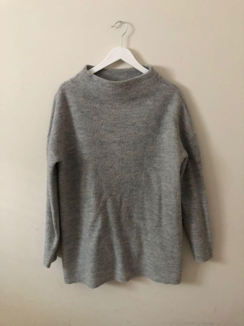 mendocino sweater size m