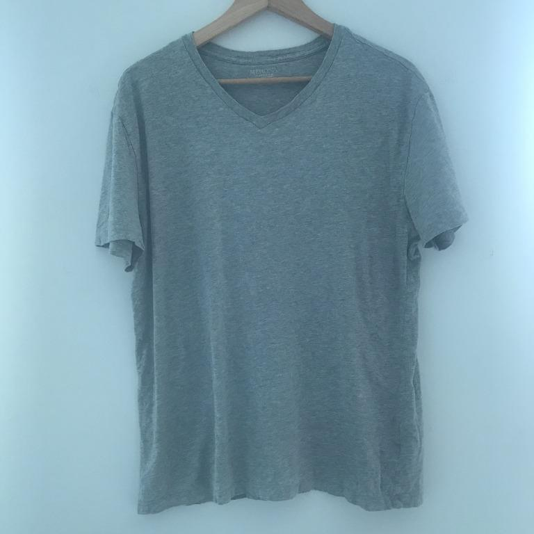 Merona Men's Grey Tshirt Size Medium