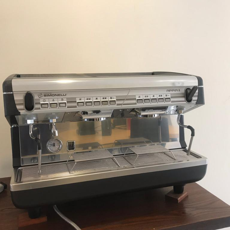 Mesin espresso Appia 2 Mesin Kopi Nouva Simonelli Appia II - 2GRV