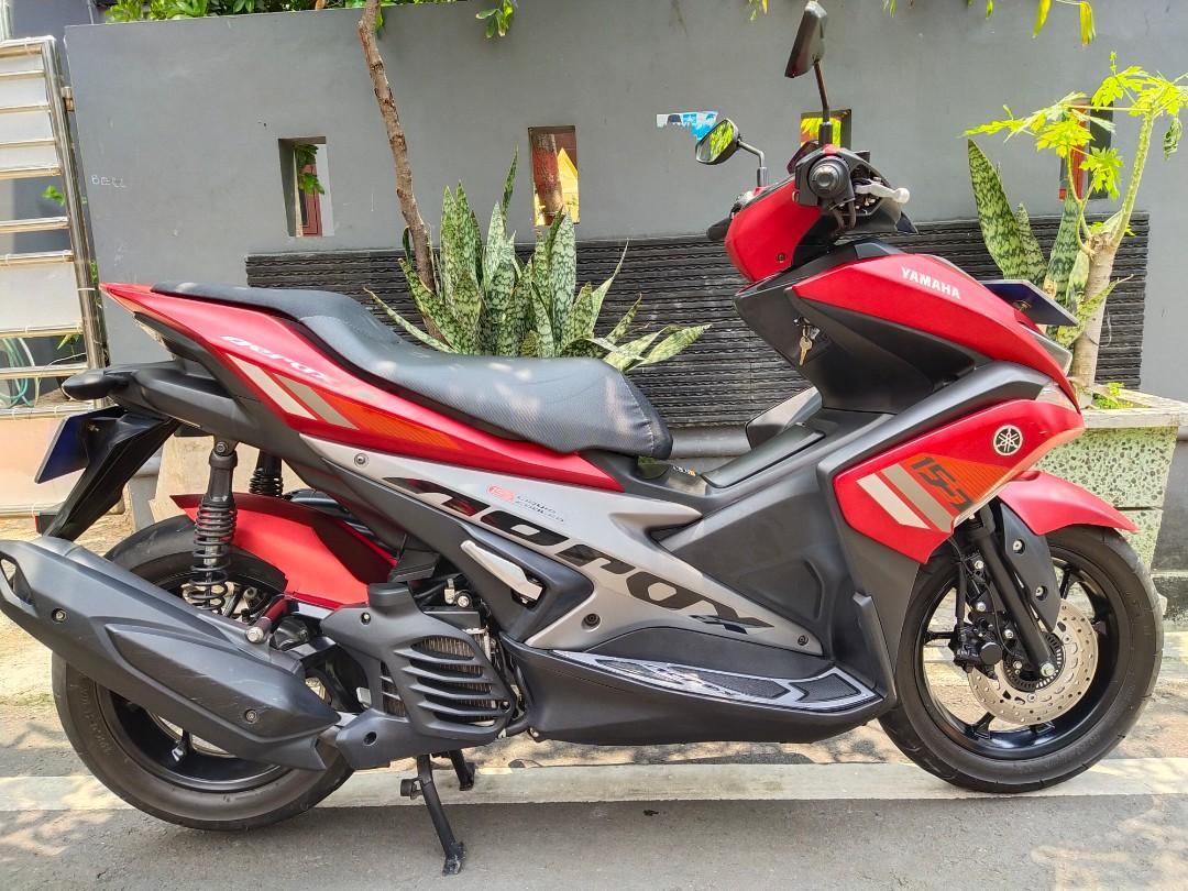 Motor Aerox 155