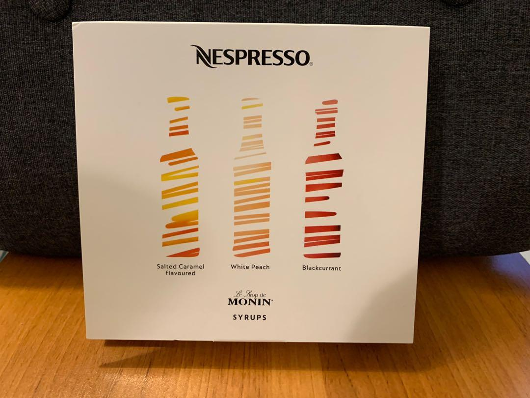 Nespresso 糖漿