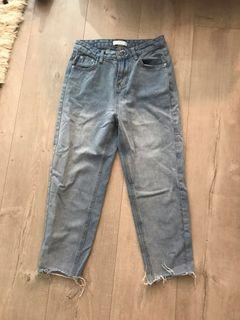 Oak and Fort Jeans Size S
