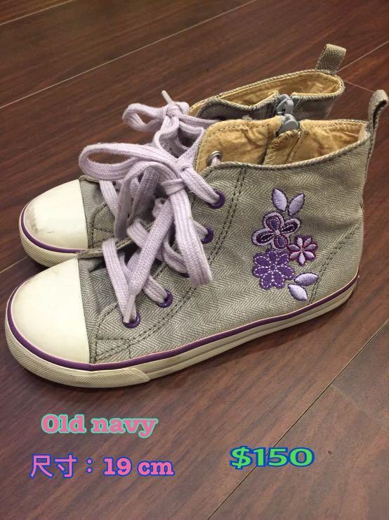Old navy 女生高筒鞋