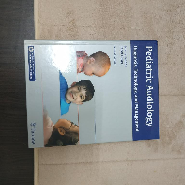 Pediatric Audiology ( Second Edition)