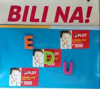 Pldt Load Card Pldt Eload for Pldt Landline sim Prepaid po