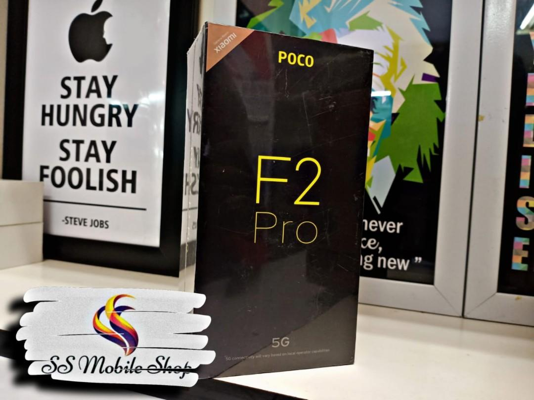 Pocophone F2 Pro 6GB/128GB Resmi Kredit HP Proses Cepat