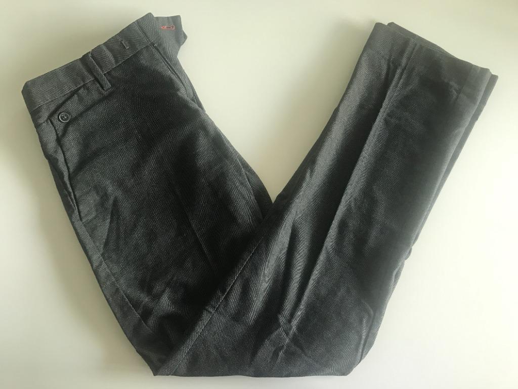 RW&CO Men's Grey Dress Pants