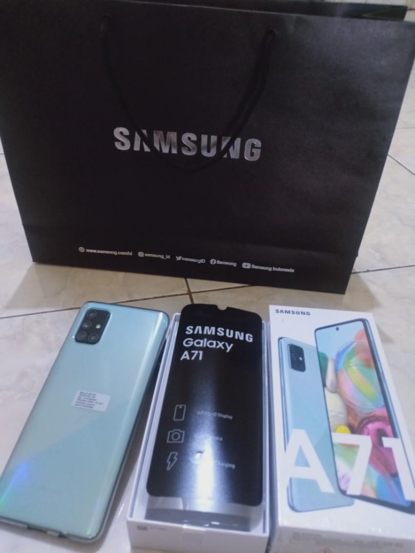 SAMSUNG A71 8GB /128GB