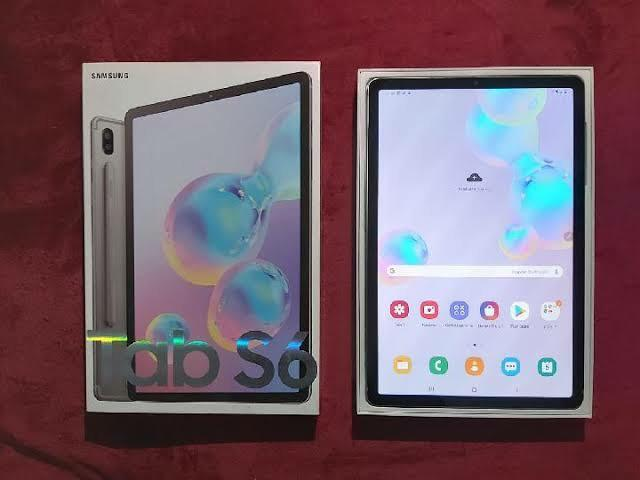 Samsung Galaxy Tab S6 Cicilan Home Credit Mall Ambasador