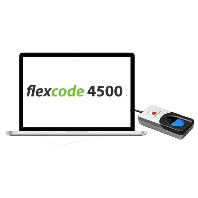 Sensor Sidik Jari Dan SDK Fingerspot Flexcode 4500